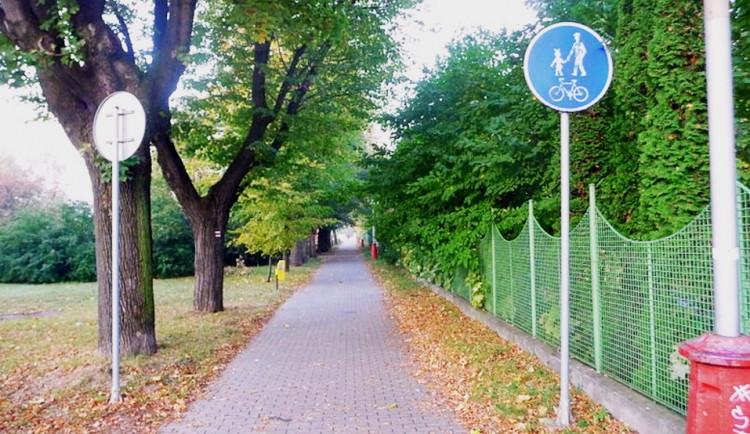 Další kus Olomouce pro cyklisty