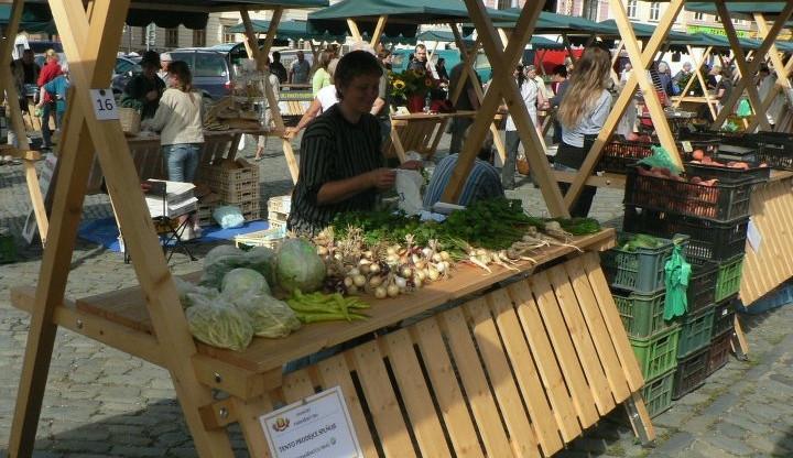 Hanácký farmářský trh zahájil sezónu