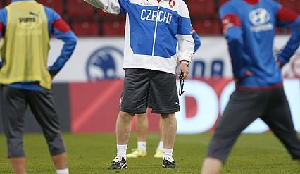 Fotbalová reprezentace hraje dnes v Olomouci proti Rakousku