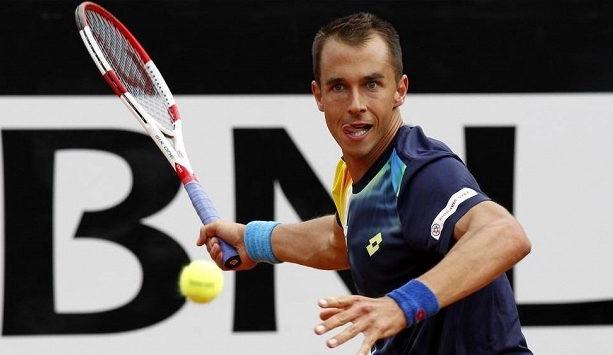 Tenista Pavlásek vyřadil v Prostějově nasazeného Američana Klahna
