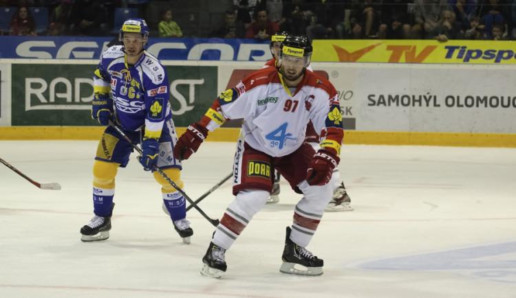 Olomouc otočila duel se Zlínem a slaví první výhru v extralize