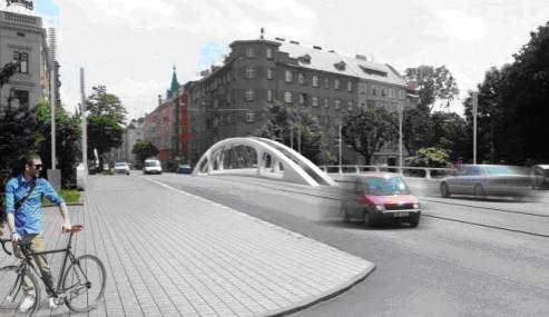Renderův most ani Englerovo náměstí nebude