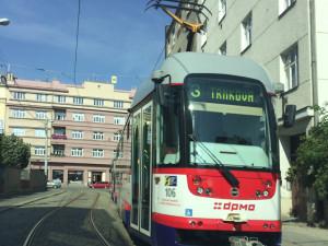 Oprava kolejí v sobotu zkomplikuje tramvajovou dopravu v Olomouci