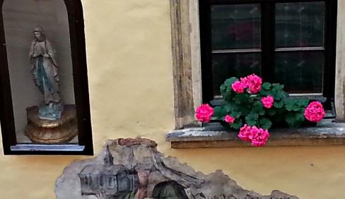 Další freska obohatila tvář Olomouce