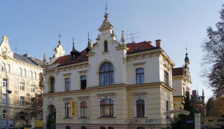 Jedna ze souboru unikátních olomouckých vil se stala památkou