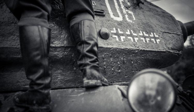 FOTO: Olomouc si o víkendu připomněla 70. výročí konce války