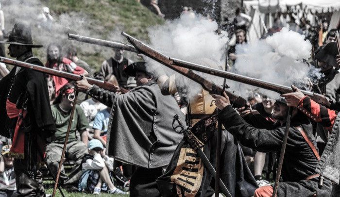 Helfštýn ožije historií vojenství, festival slibuje průřez napříč stoletími