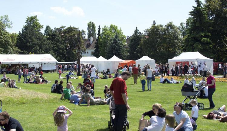 FOTOGALERIE: Ozvěny sobotního Garden Food Festivalu. Najdete se?