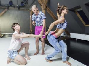Letošní Tanec Praha zavítá také do Olomouce, na programu jsou dvě inscenace