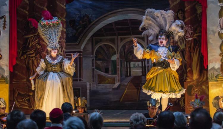 Město se v červenci ponese v duchu Olomouckých barokních slavností