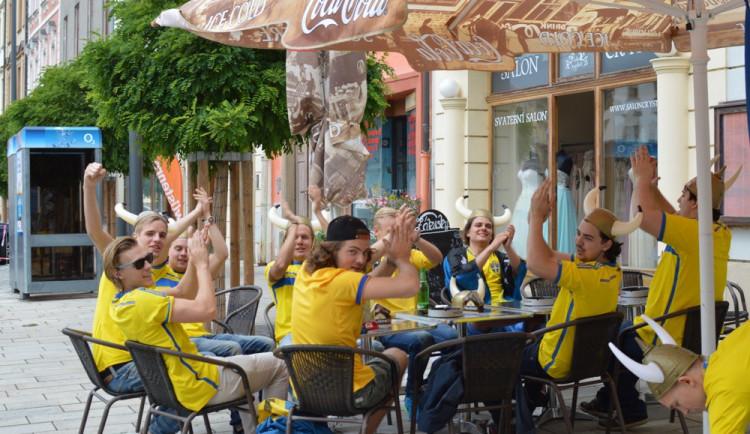 Olomoucké Euro jedenadvacítek má první překvapení, Švédové udolali Italy