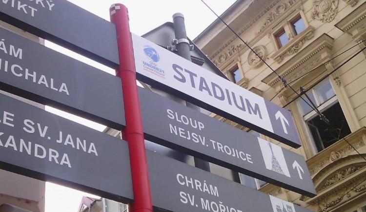 GLOSA: Vyprodaný olomoucký stadion, jaký svět neviděl!