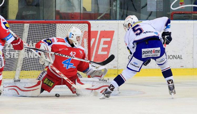 Mora dosáhla v Brně na jeden bod, i když prohrávala 3:0