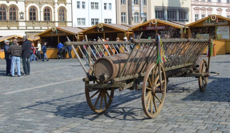 Dneškem začínají Velikonoční slavnosti na Horním náměstí