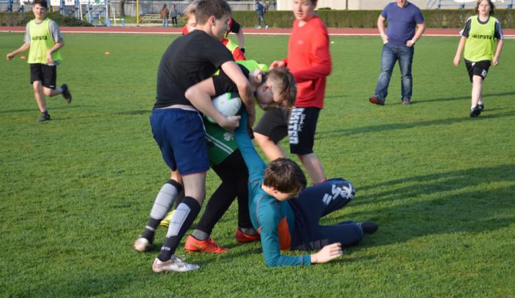 Ragby momentálně zažívá velký boom, pochvaluje si ředitel olomouckého klubu Vladimír Smička