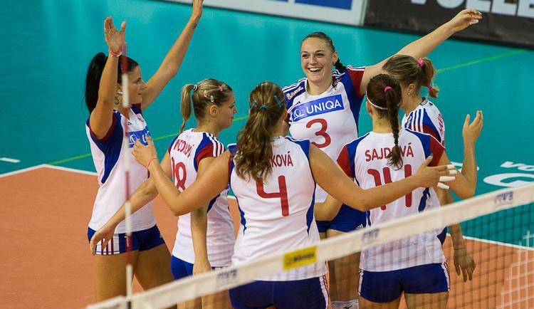 Do Česka míří světový volejbal, v Olomouci se představí ženský národní tým