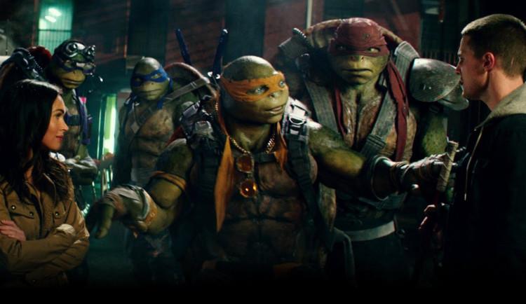 RECENZE:  Želvy ninja 2 nejsou pro děti ani pro dospělé, zvítězí nostalgie