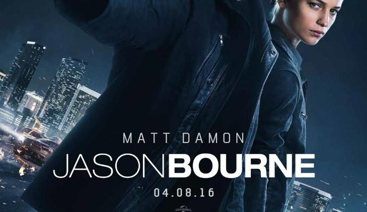 RECENZE: Jason Bourne opět hledá střípky své minulosti, stojí jeho pátrání za návštěvu kina?