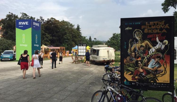 Drbna na výletě: Čtyři vyčerpávající, ale krásné dny na Letní filmové škole v Uherském Hradišti