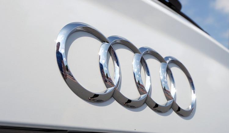 Krádež na zakázku? Přes noc padla do rukou zlodějům v Olomouci dvě Audi A6