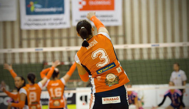 Příprava olomouckých volejbalistek vrcholí, ve středu vyzvou v hale UP čínský tým Tianjin Sports