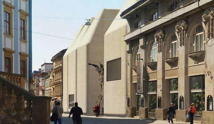 Projekt Středoevropského fóra v centru Olomouce má další vývoj, řeší se financování