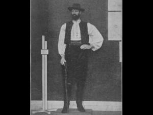 Před 130 lety zemřel rodák ze Šumperska a nejvyšší Čech Josef Drásal