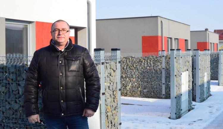 ROZHOVOR: Moderní nízkoenergetické domy ve Vrahovicích si můžete upravit podle svých představ
