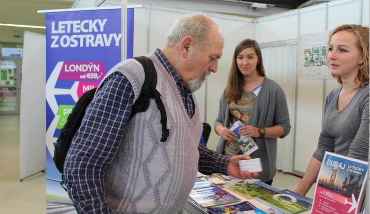 Tourism Expo přibližuje služby i volnočasové aktivity nejen vOlomouckém a Moravskoslezském kraji
