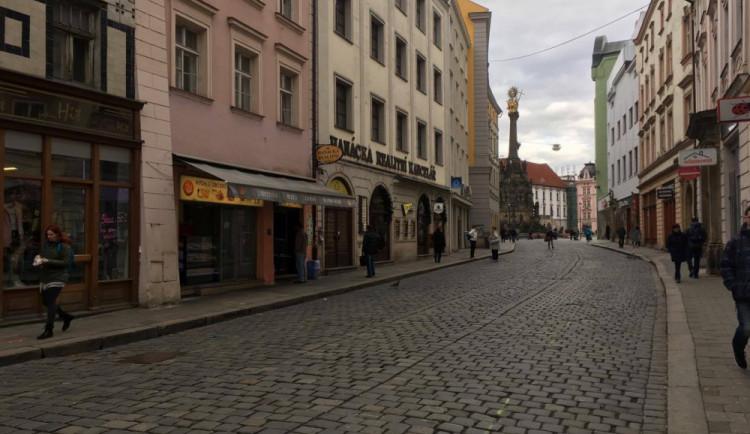 Riegrovu ulici čekají dopravní omezení, bude se tam opravovat kanalizace