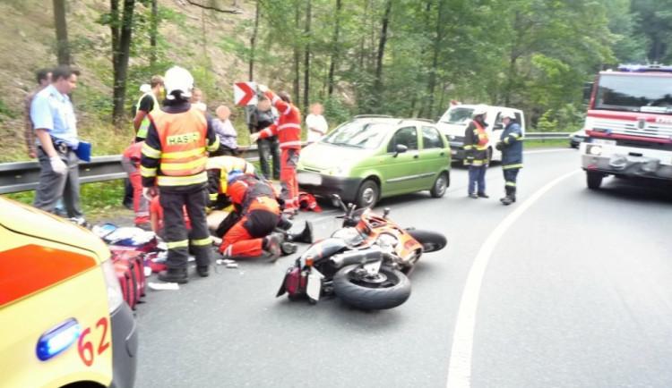 Musí být motorkáři nejohroženějším druhem na silnicích?
