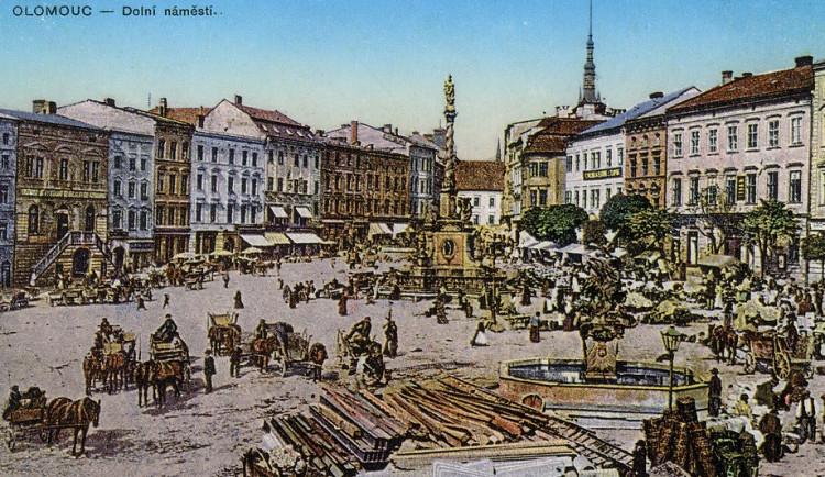 DRBNA HISTORIČKA: V olomouckých masných krámech se maso prodávalo až do poloviny minulého století
