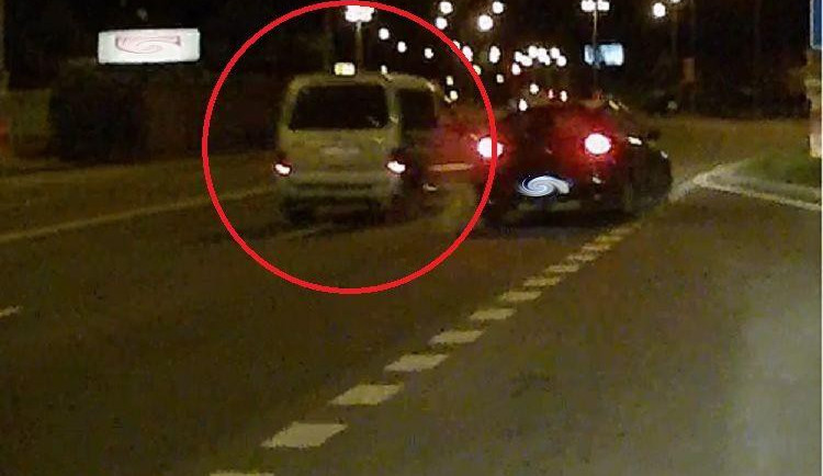 VIDEO: Řidič způsobil nehodu a ujel. Nebyli jste v době incidentu na místě?