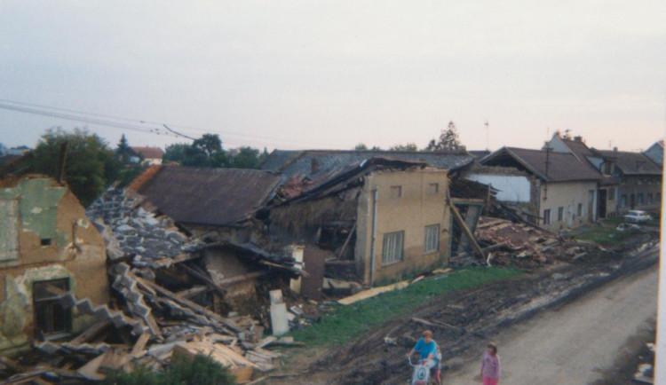 Povodně v Olomouci 20 let poté. Vzpomínat se bude 8. června na přírodovědecké fakultě