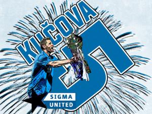 Sigma United v sobotu pořádá vzpomínkovou akci Kučova Pětka. Sigma před pěti lety porazila v poháru Spartu