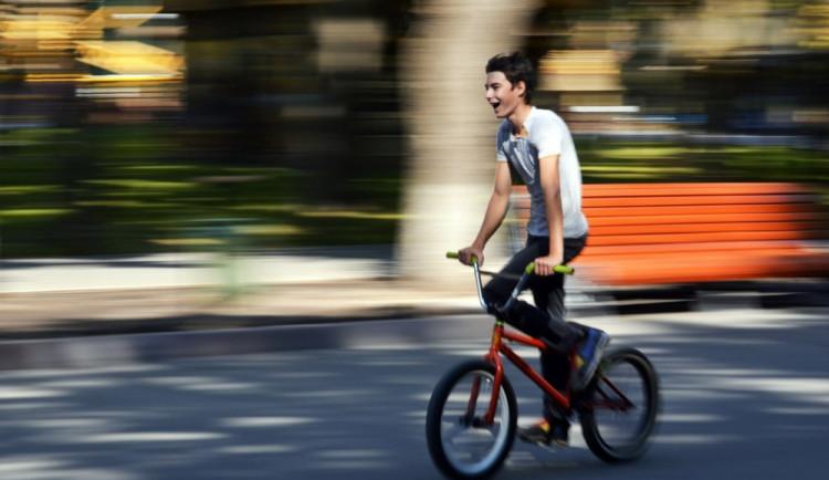 Prázdninové měsíce jsou rizikové především pro děti, cyklisty a motocyklisty