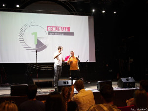 V Olomouci se uskutečnil první ročník filmového festivalu Kralinale. Hvězdou byl herec Leoš Noha