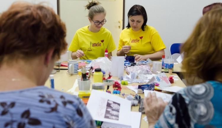 Centrum Amelie hledá dobrovolníky na onkologickou ambulanci