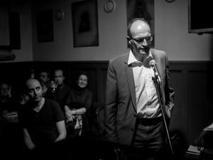 Cena Václava Buriana, mezinárodní soutěž v současné poezii, proběhne v Divadle na cucky