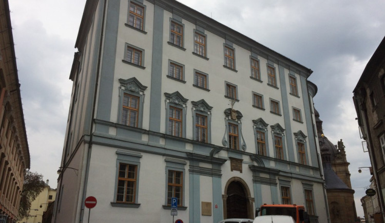 Budova teologické fakulty v Univerzitní slaví 300 let. Jedná se o jednu z nejstarších univerzitních budov