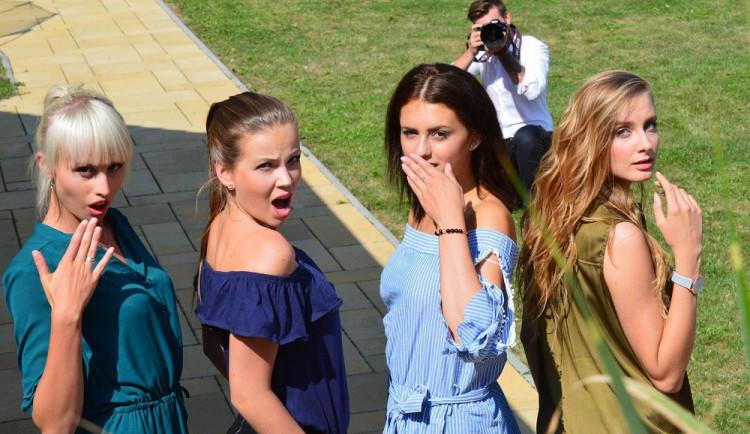 Finále České Miss v Brně už za týden! Co nám prozradily čtyři krásné finalistky?