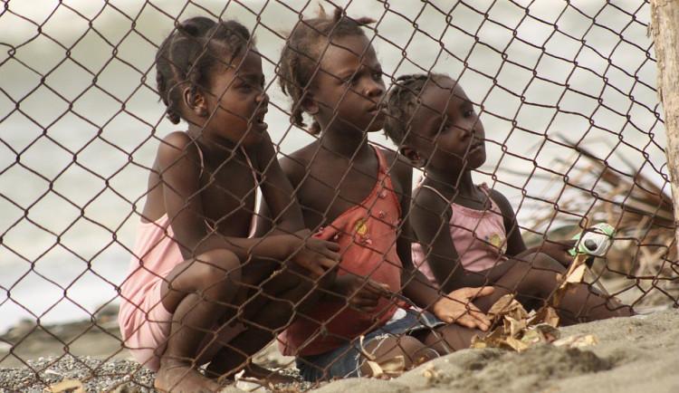 Olomoucká charita pomohla ošetřit na Haiti 240 dětí. I díky kohoutkové vodě v olomouckých podnicích