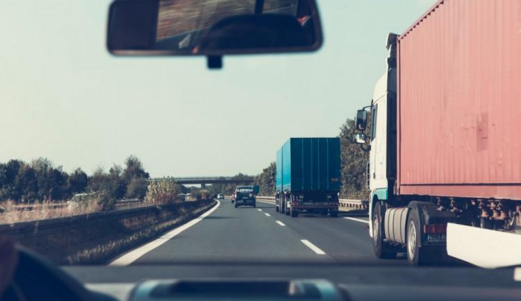 Olomouc má v plánu více regulovat nákladní dopravu