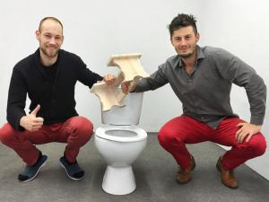 Záchodová stolička štokrle mění způsob, jakým Češi chodí na záchod