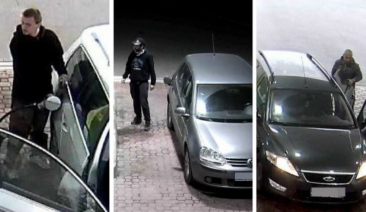 VIDEO: Benzinová pumpa u Skrbeně je oblíbeným místem řidičů, kteří ujíždí bez placení