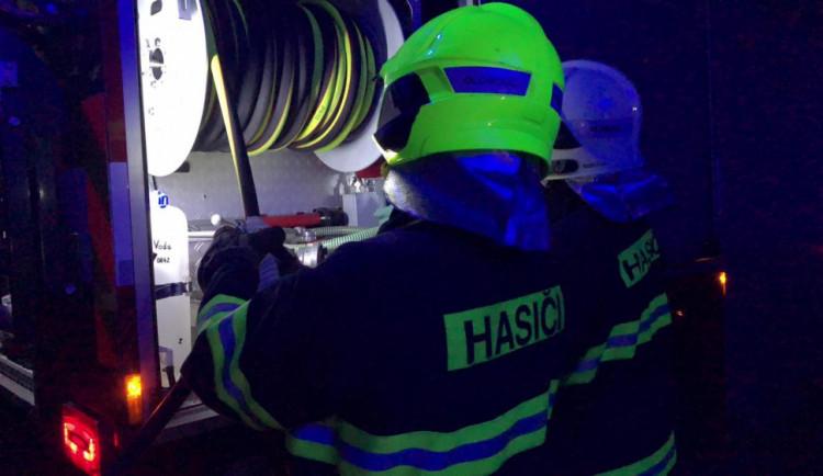Požár technologie bioplynky způsobil statisícové škody