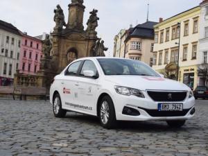 SOUTĚŽ: Čím jezdí Olomoucká Drbna? Vyfoťte nás v ulicích a vyhrajte auto na víkend