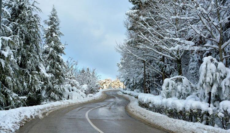 POČASÍ NA STŘEDU: Bude opět sněžit, nejspíš jen ve formě přeháněk