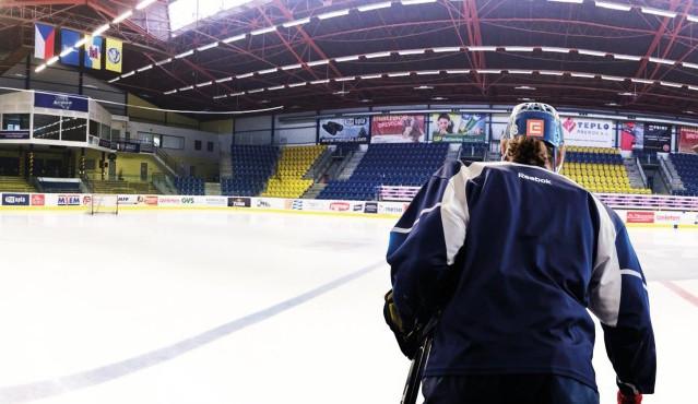 Jágrmánie zachvátila Přerov, sváteční fandové se chystají na hokej