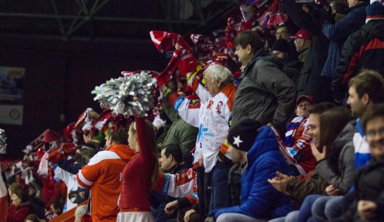 Extraliga nově nebude zveřejňovat postihy za chování diváků, rozhodlo se o tom v Olomouci
